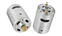 Standard Brushed DC Motors