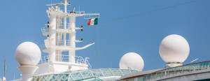 http://www.dreamstime.com/stock-photos-satellite-equipment-cruise-ship-under-italian-flag-communication-blue-skies-image36812773